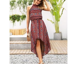dresses, summer, and summertime image