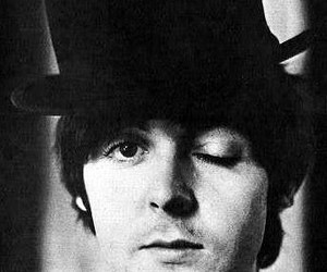 Paul McCartney and the beatles image