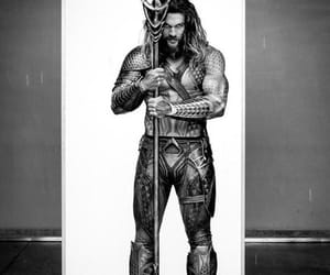 aquaman, DC, and justice league image