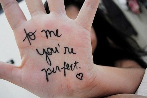 girl, hand, happy, love, quotes - inspiring picture on Favim.com