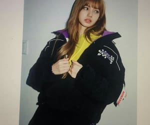 lisa, blackpink, and lalisa manoban image