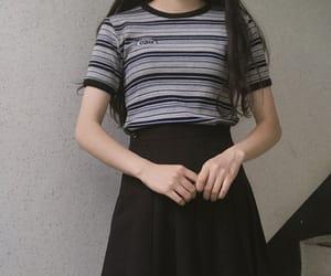 kfashion and skirt image