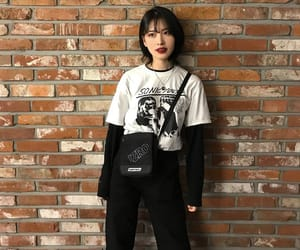asian, casual, and fashion image