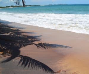 beach, self care, and ocean image