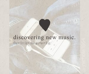 discover, music, and life image