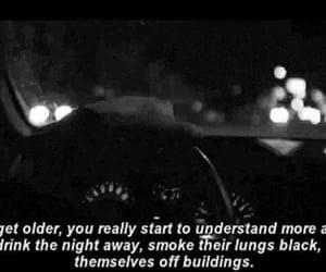 quotes, sad, and smoke image