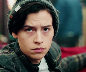 gif and cole sprouse image