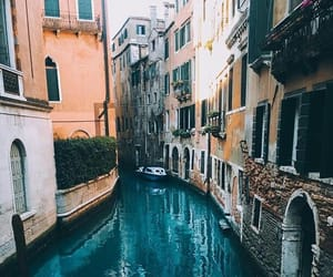 venice, beautiful, and city image