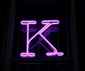 neon and ok image