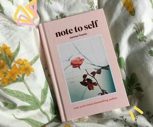 book and note to self image