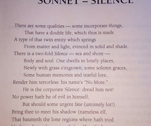 books, sonnet, and Darkness image