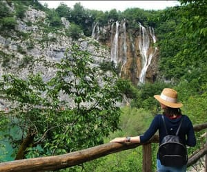 Croatia, plitvice lakes, and love image