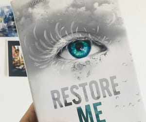 book, tahereh mafi, and shatter me image