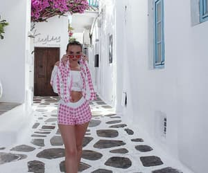 chic, Greece, and little mix image
