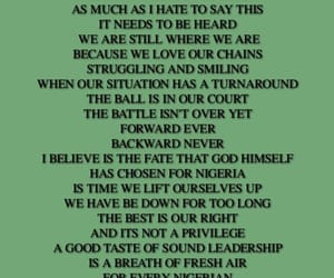 nigerian economy, lack of social amenities, and issues defacing nigeria image