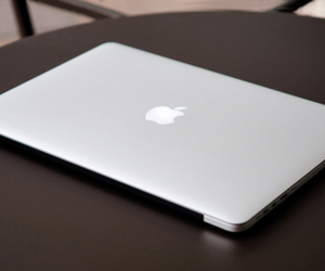 apple, luxury, and macbook image