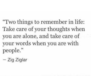 advice, alone, and care image