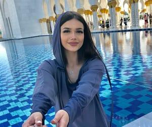 beauty, Dubai, and girl image