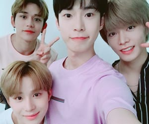 lucas, nct, and doyoung image