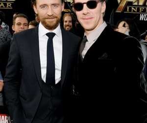 tom hiddleston, benedict cumberbatch, and Avengers image