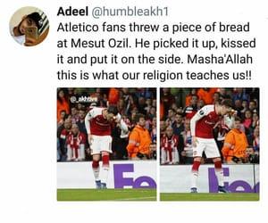 islam, mesut Özil, and muslim image