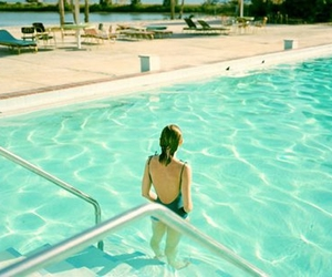 swimming pool, x007, and colour photography image