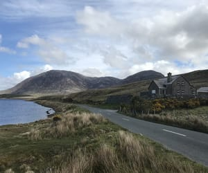 Connemara, lonelyness, and fjord image