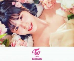 kpop, momo, and twice image