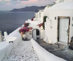 beautiful, travel, and white image
