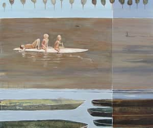 art, painting, and edith snoek image