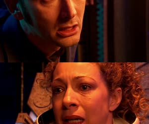 bbc, doctor who, and melody pond image