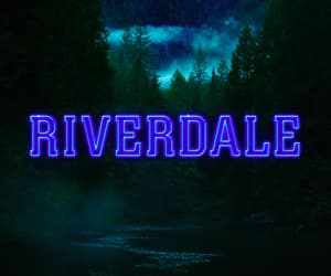 article, characters, and riverdale image