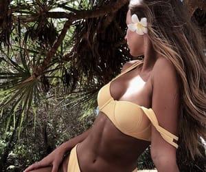 bikini, body, and inspiration image