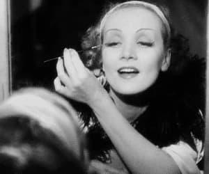 gif, Marlene Dietrich, and blonde venus image
