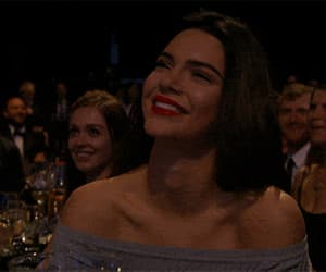 reaction, meme, and kendall jenner image