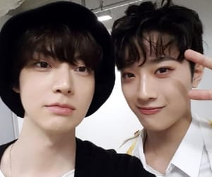 guanlin and ahn jaehyung image