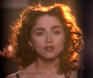 80s, eighties, and madonna image