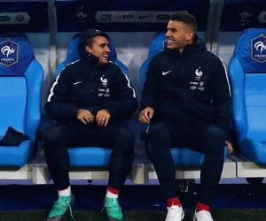 france, lucas hernandez, and griezmann image