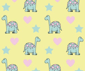 background, designs, and dino image