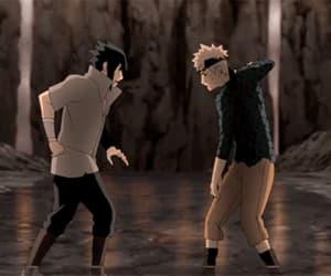 gif, naruto, and sasuke image