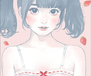 art, kawaii, and pastel image