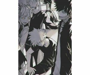 anime, manga, and dabi image
