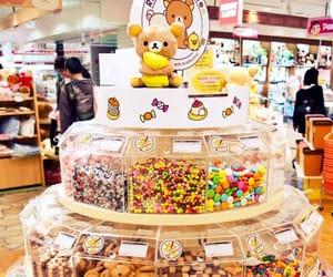 candy, rilakkuma, and rilakkuma store image