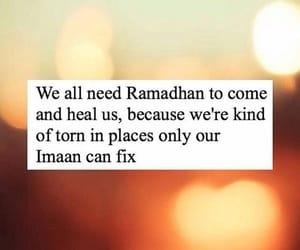 Ramadan, muslims, and رمضان کریم image