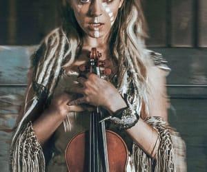 beautiful, make up, and music image