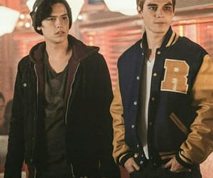 riverdale, cole sprouse, and archie andrews image