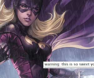 batgirl, bat family, and DC image
