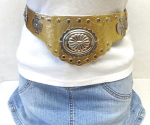 cosplay, gold belt, and etsy image
