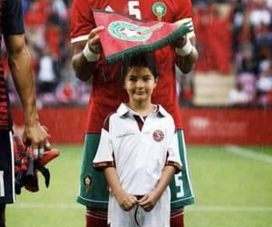 football, respect, and maroc image