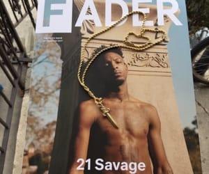 tumblr, fader, and 21 savage image
